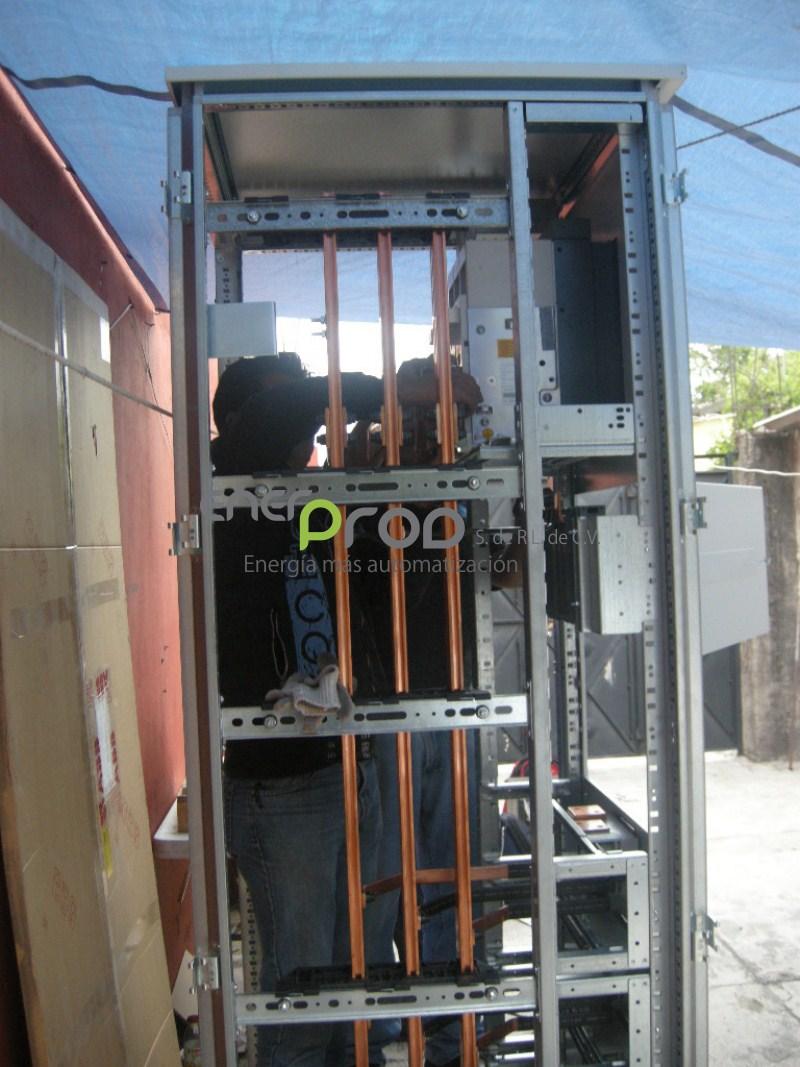 Tableros eléctricos (de control)